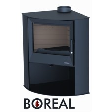 Boreal E7000 - krbová kamna rohová