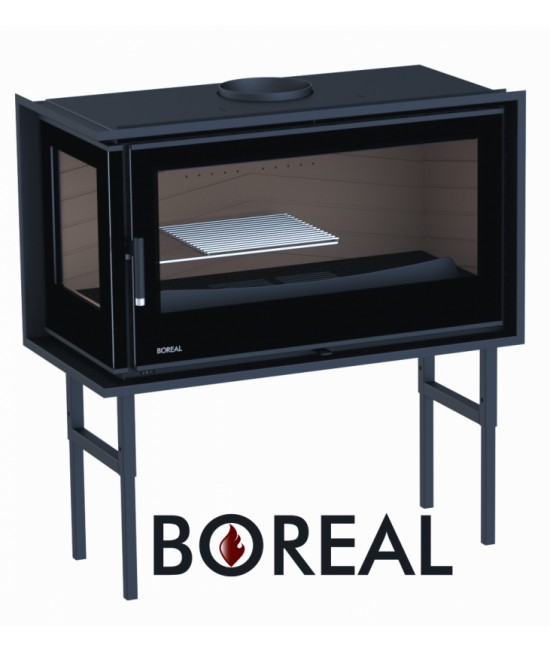 Boreal I90EIS - krbová vložka rohová levá